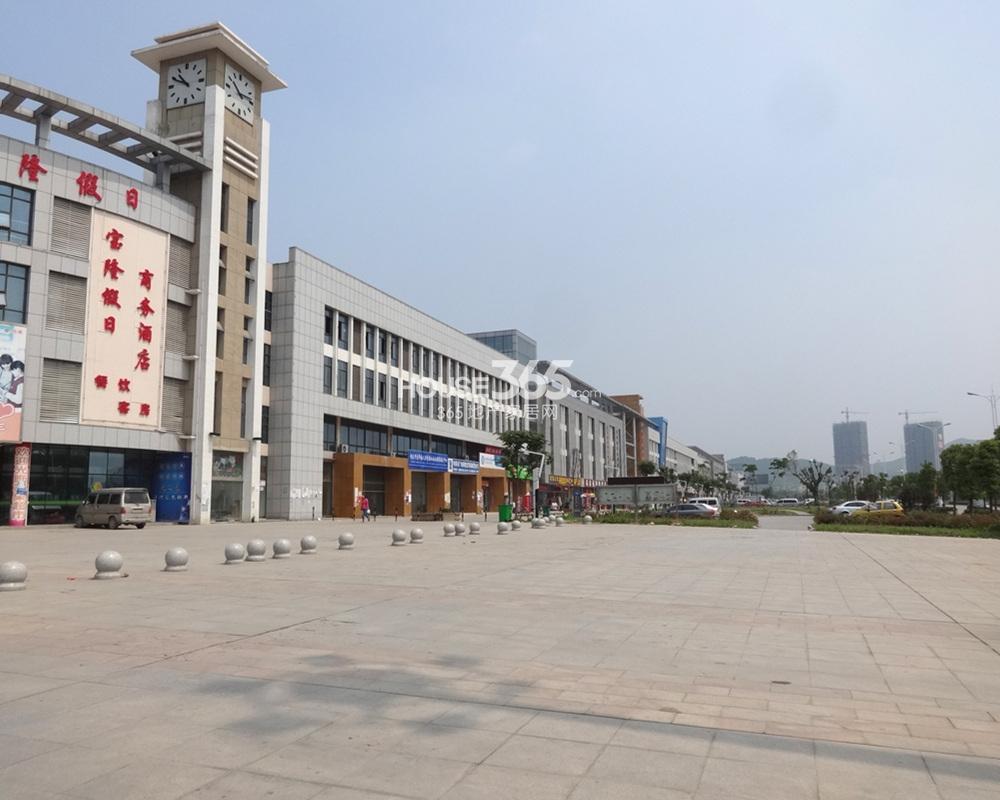 仙林悦城实景图