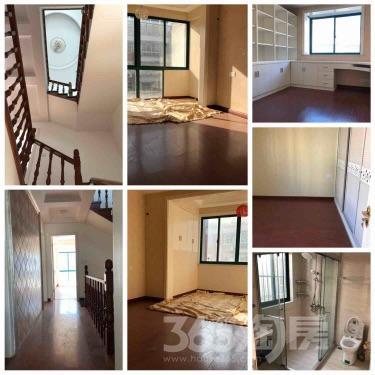 香江花园6室3厅4卫270平米豪华装产权房2008年建满五年