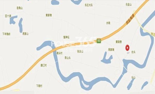 武汉绿地城交通图