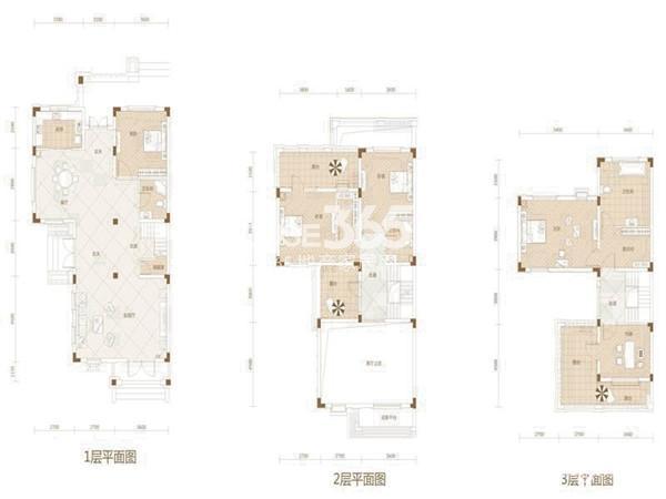 武汉绿地城户型图