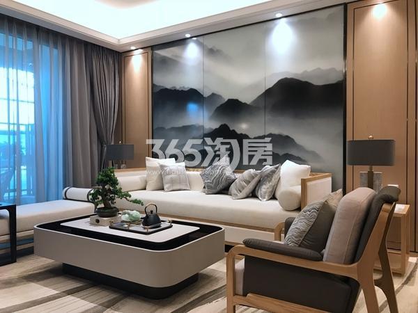 中洲花溪樾样板图