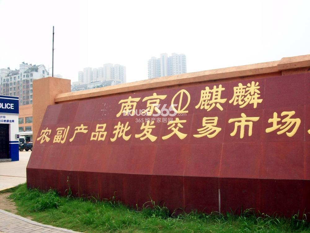 麒麟镇配套农副产品批发市场实景图(9.5)