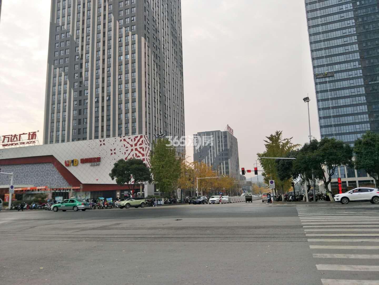 徐州铜山万达广场6#实景图(11.19)