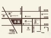 智高·常春藤交通图