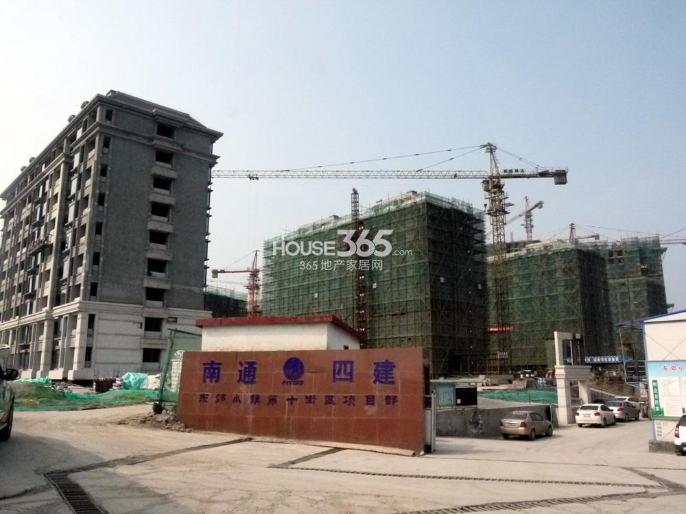 银亿东城10街区3、4、7、9号楼实景图(10.1)