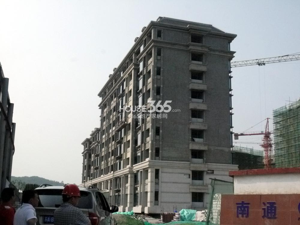 银亿东城10街区3号楼实景图(10.1)