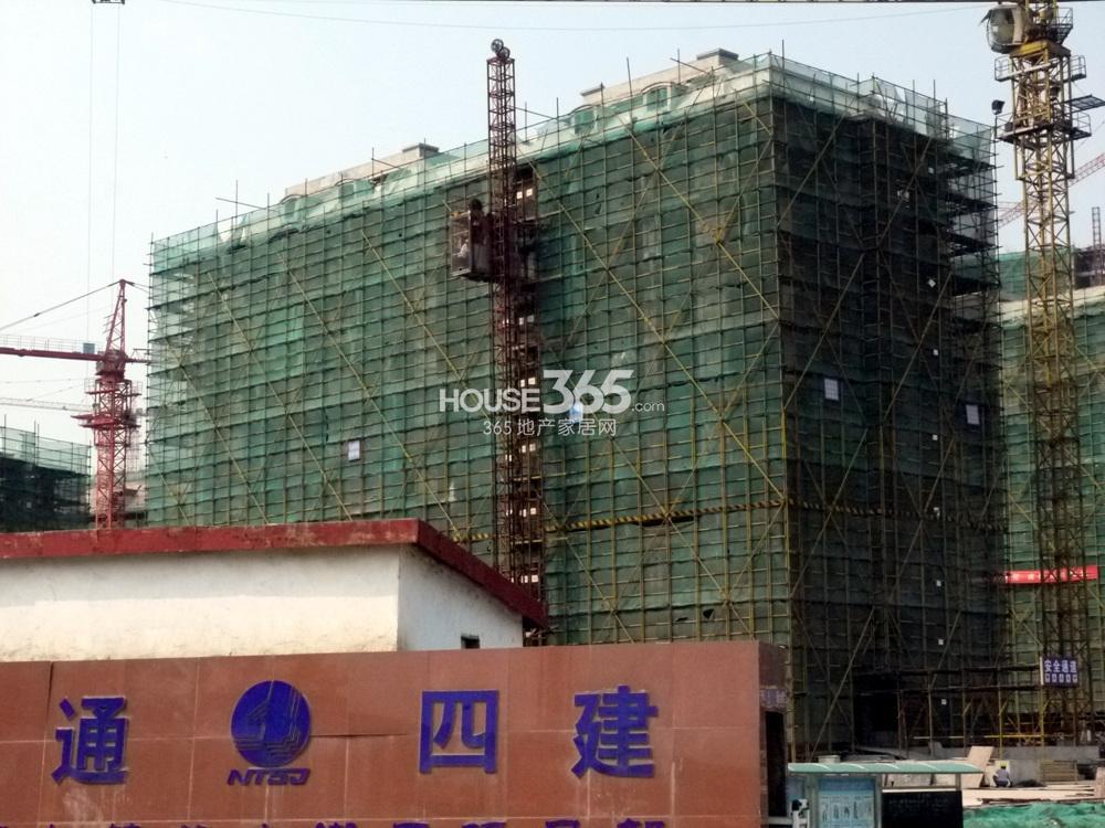 银亿东城10街区4号楼实景图(10.1)