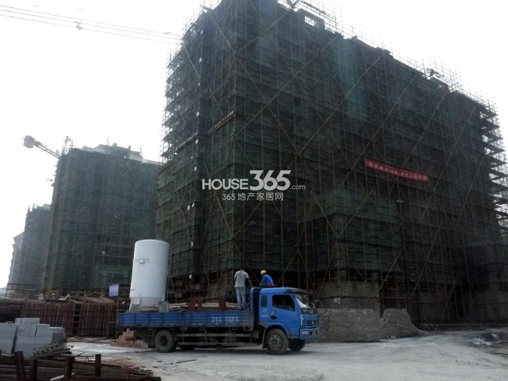 银亿东城10街区9号楼实景图(10.1)
