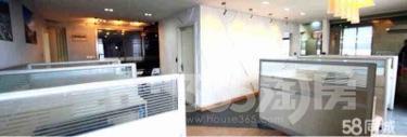 福田中心写字楼206平米整租豪华装可注册
