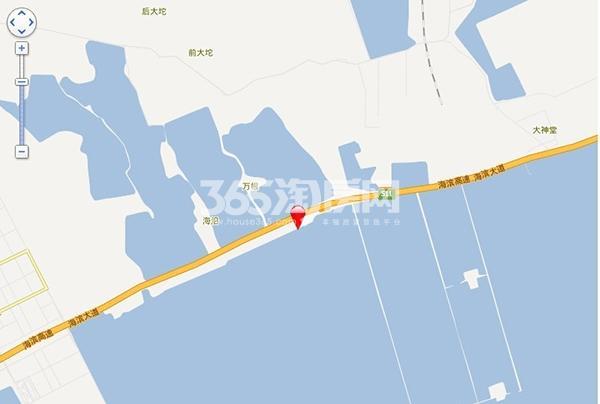 鼓浪水镇交通图