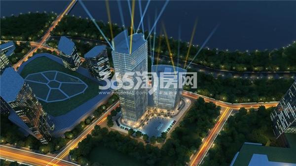 MIG金融大厦效果图