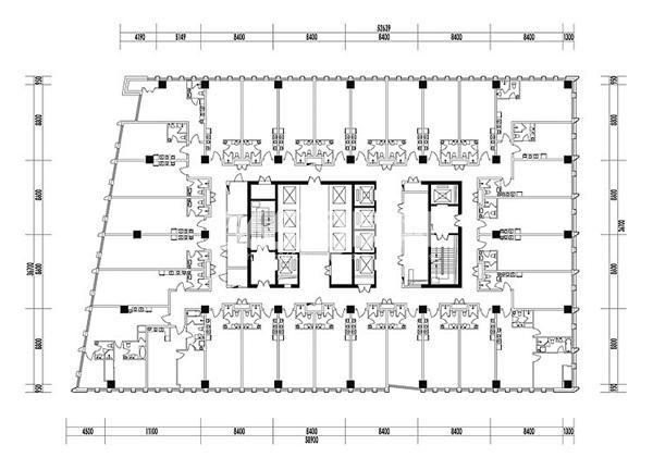 天齐国际广场户型图