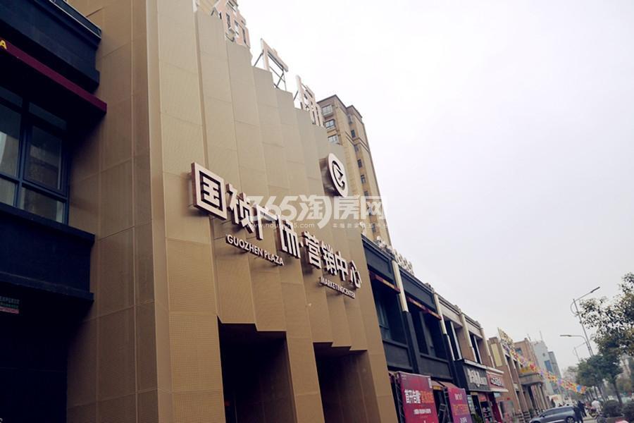 蚌埠国祯广场户型图