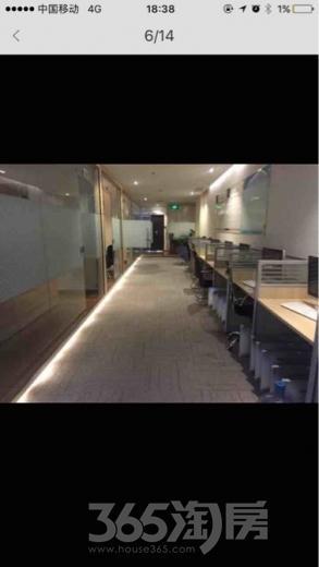中南百货中央公园广场518平米整租豪华装可注册公司