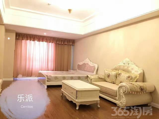 万达公寓万达广场2室1厅1卫72.00�O整租精装