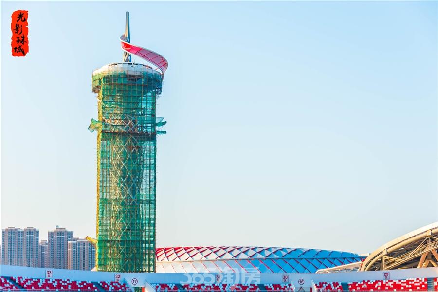 """光影珠城11期:""""巨龙""""盘卧珠城 今朝还看城南"""