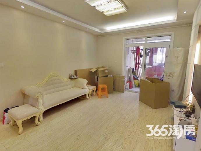 天华硅谷3室2厅1卫89.6平方产权房精装