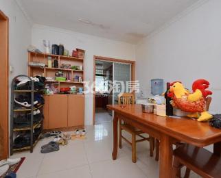 雨花新村一村2室1厅1卫60.34平米1998年产权房精装