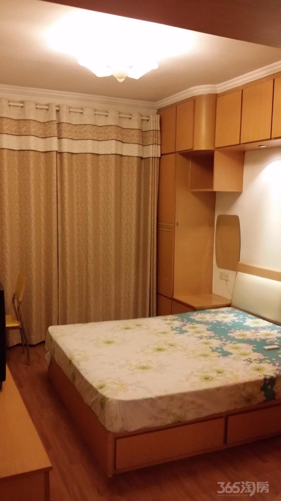 秦淮区瑞金路中山东路520号2室1厅户型图