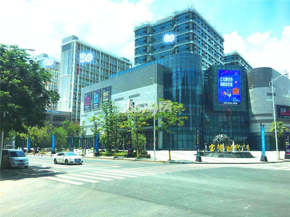 宝隆时代广场4、5、6号楼实景图(9.27)