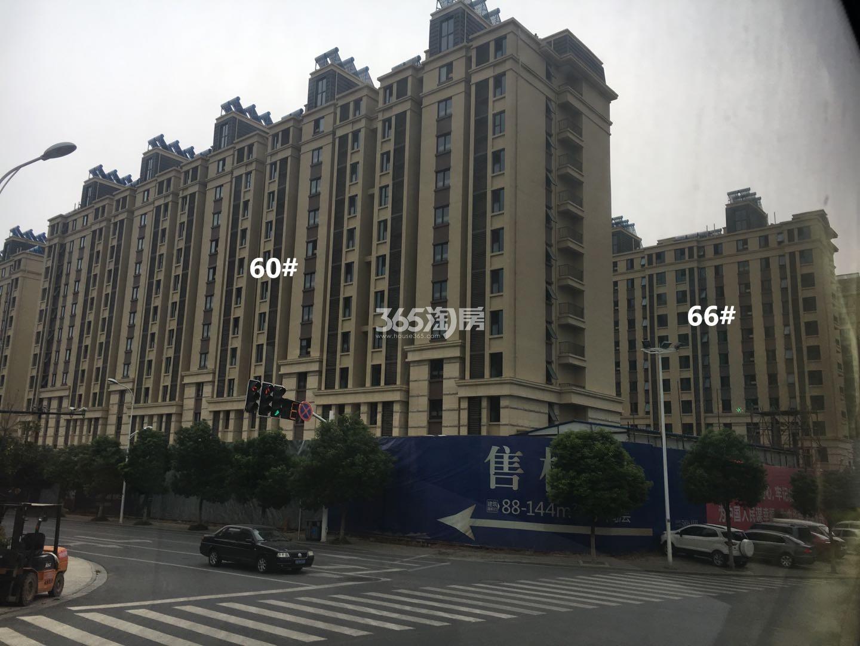 融侨观邸西苑60、66号楼实景图(9.26)
