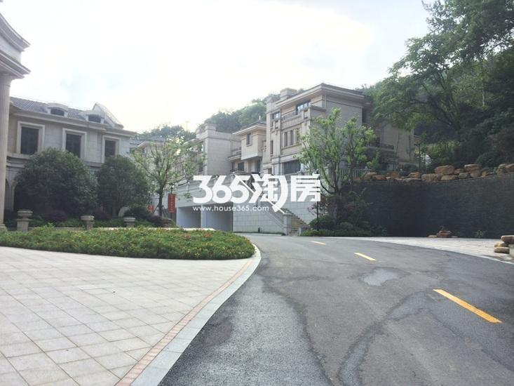 苏宁钟山朝阳府实景图