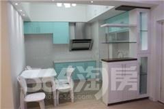 中商万豪中心公寓1室1厅1卫52.5平米精装整租