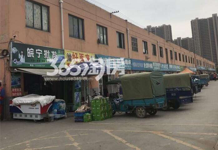 银亿东城所在区域配套菜场(8.29)
