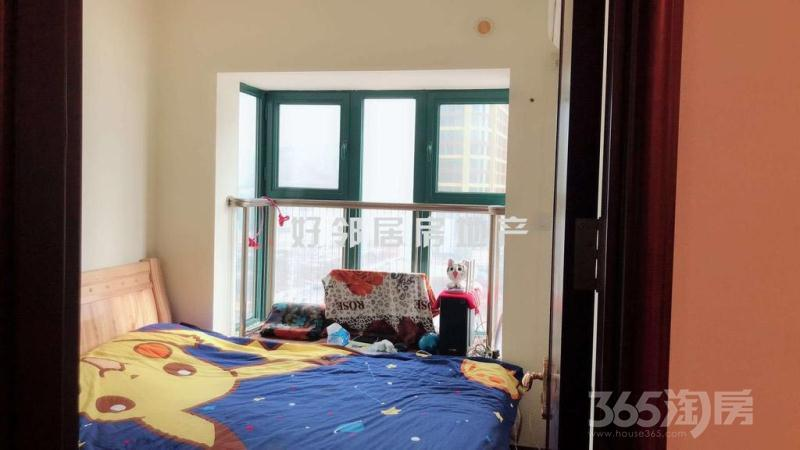 恒大雅苑3室2厅1卫95平米2014年产权房精装
