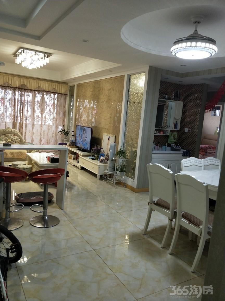 永隆城市广场馨景苑2室2厅1卫108平米15年产权房精装