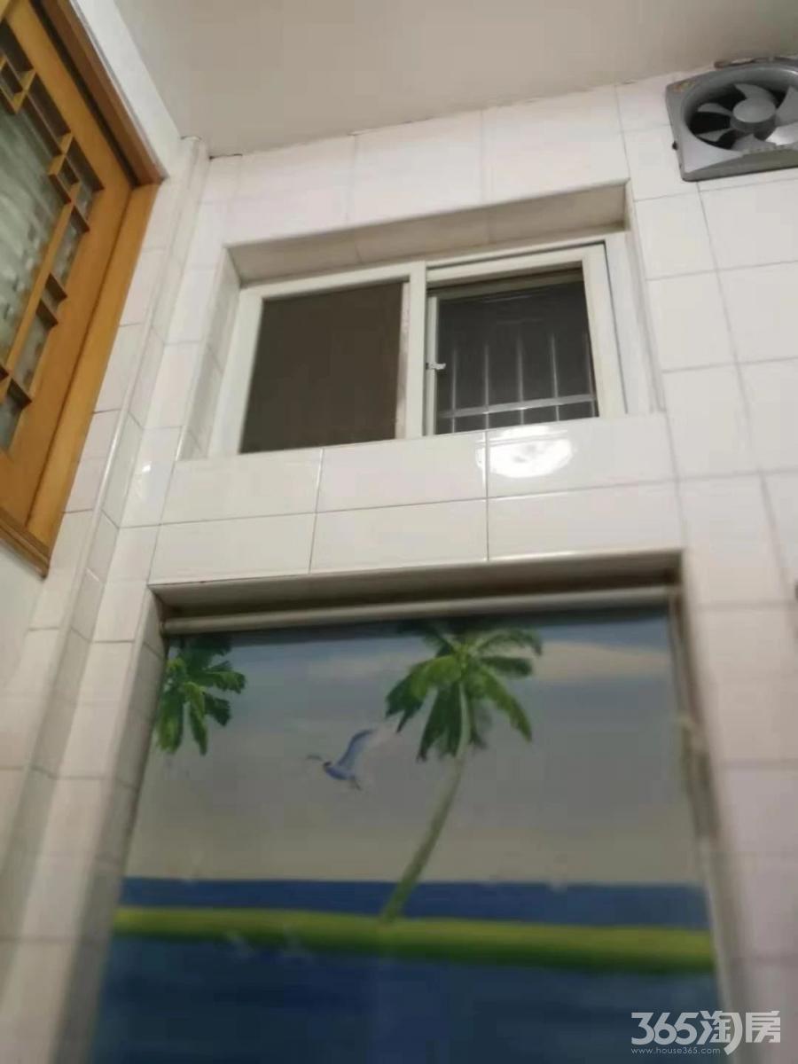 鼓楼区湖南路四卫头小区2室2厅户型图