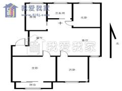 南师大茶苑 精装3房 家具家电齐全 无遮挡视野好 看房联系