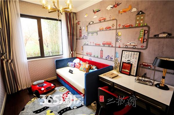 伟星金悦府123平样板间—儿童房