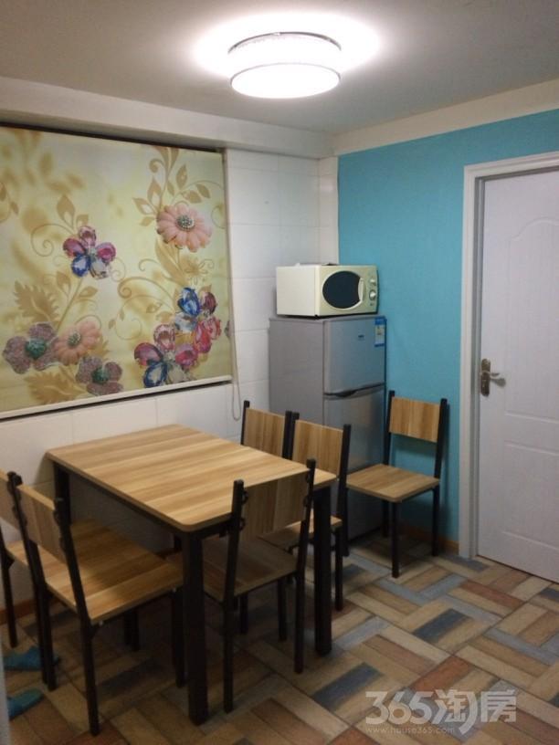 新鸿意瀚海星座3室1厅1卫62平米整租精装