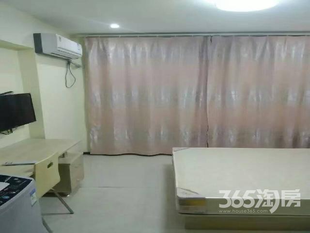龙西路379号爱家公寓1室1厅1卫30�O整租精装