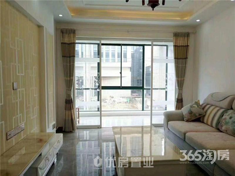 落霞苑3室2厅2卫127.47平方产权房精装