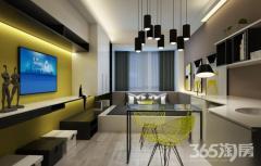 单价10000富力城附近金科米兰尔家公寓豪装出售 面积 楼层