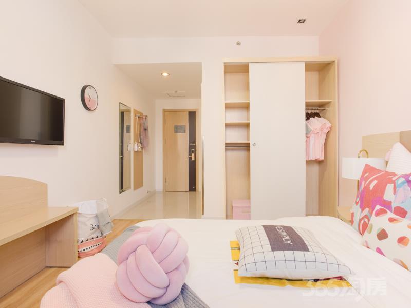乐乎公寓1室0厅1卫24平米整租精装