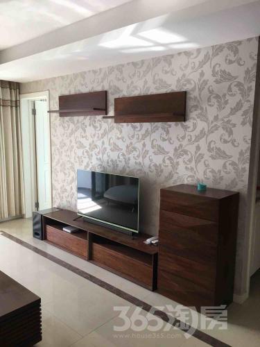 万科金色领域3室2厅2卫130平米整租豪华装
