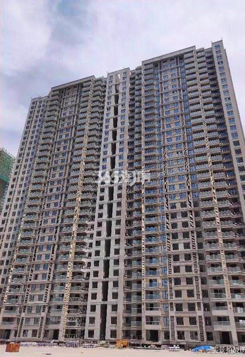 华润国际社区C2号楼实景图(6.20)