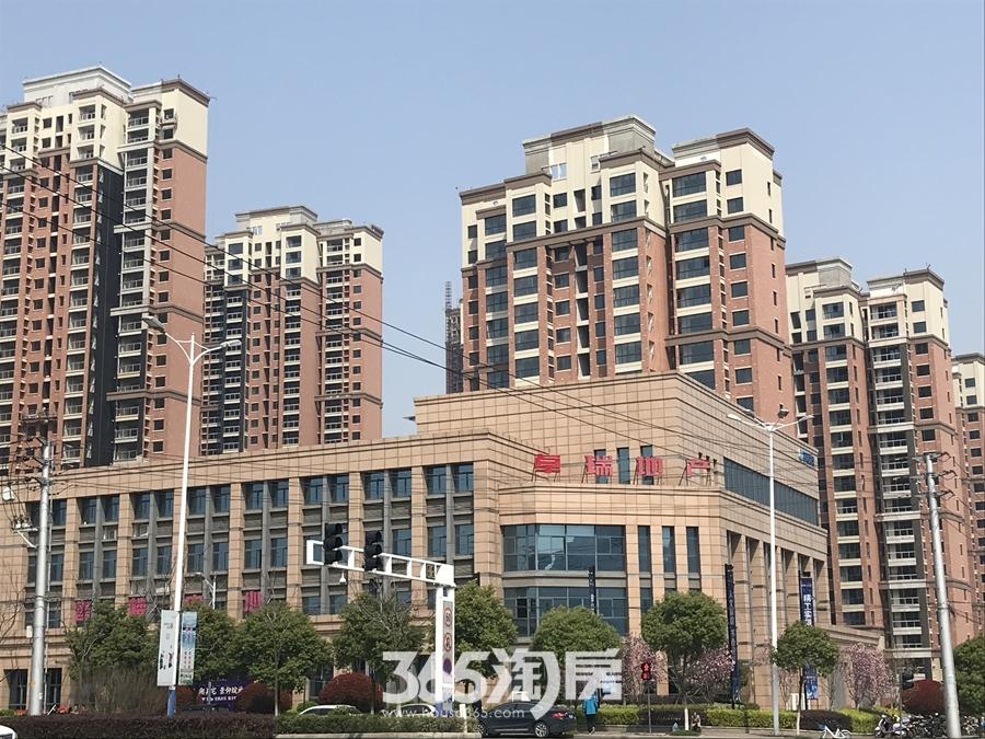 凤鸣湖公寓售楼部图(2018.3摄)