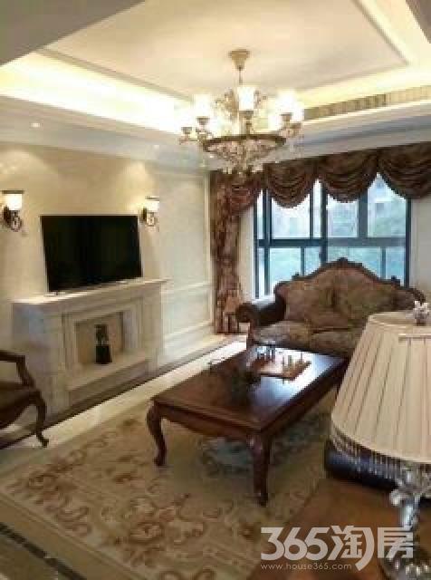 第九园3室2厅2卫159平米2011年产权房毛坯