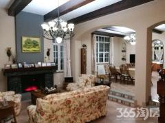 玛斯兰德400平大双拼 居家豪装 270度环形大院 出国急租