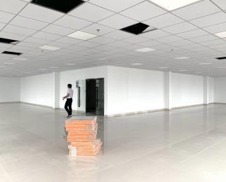 竹山路地铁口物媒国际大厦 写字楼 60到2000平方米 出租