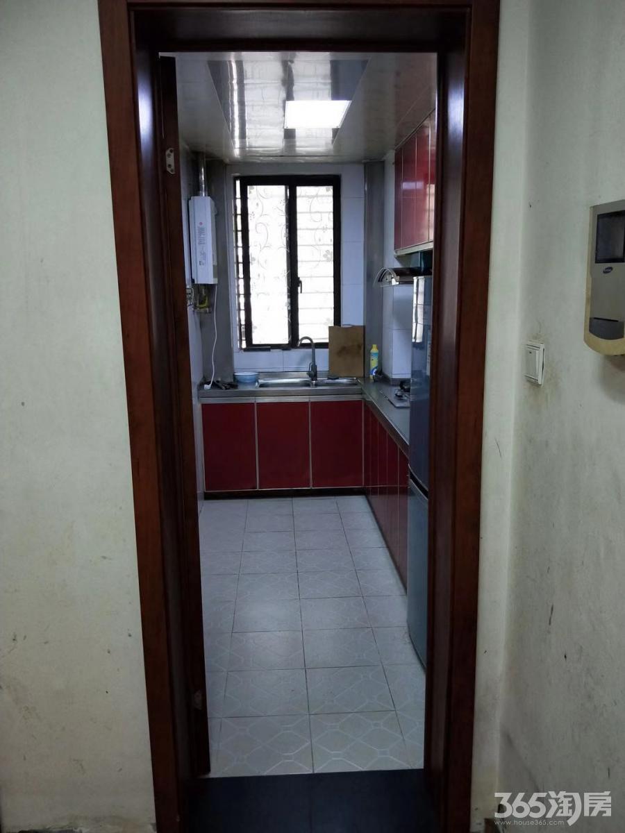 江宁区江宁大学城华菁水苑3室2厅户型图
