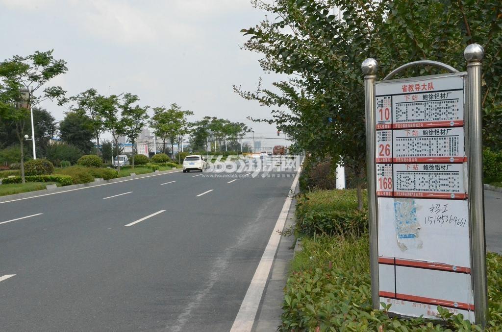 丝绸之路泰州广场实景图