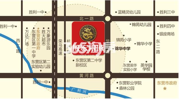 胜宏荣域交通图