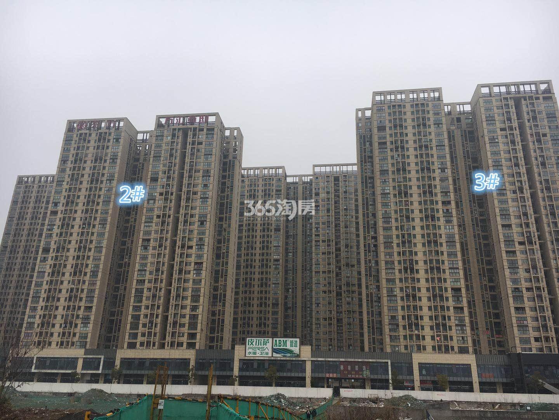 东方万汇城北区实景图(1.26)