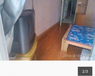 六院宿舍1室1厅1卫43平米整租简装