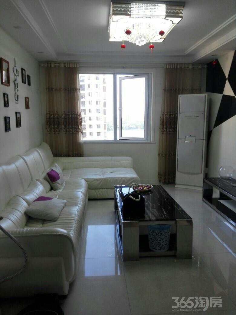御景城2室2厅1卫112平米2013年产权房精装